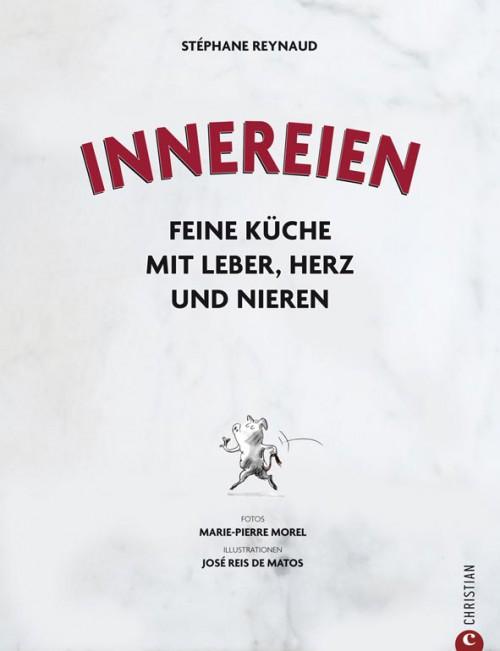 """Kochbuch """"Innereien"""""""