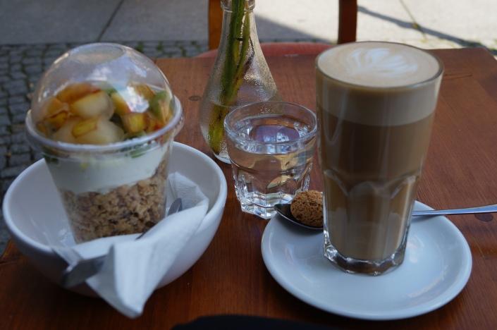 Latte & Müsli