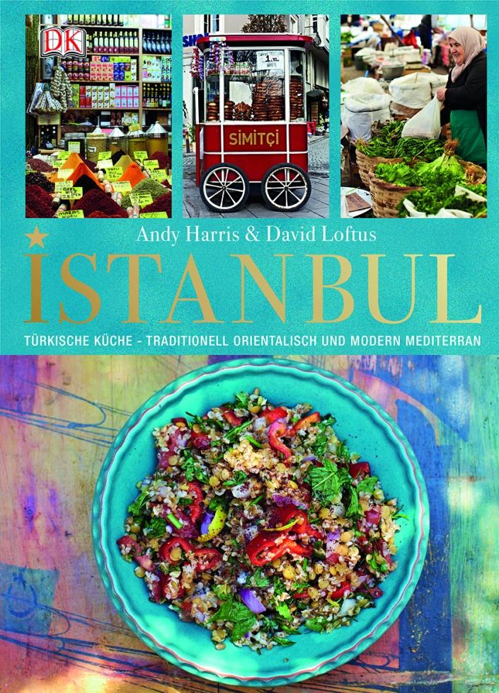 Istanbul Kochbuch bei Dorling Kindersley